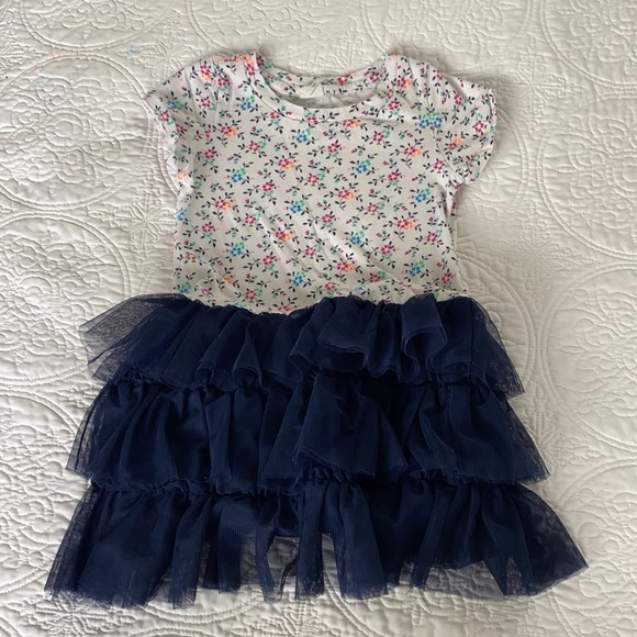 Baby gap t shirt dress
